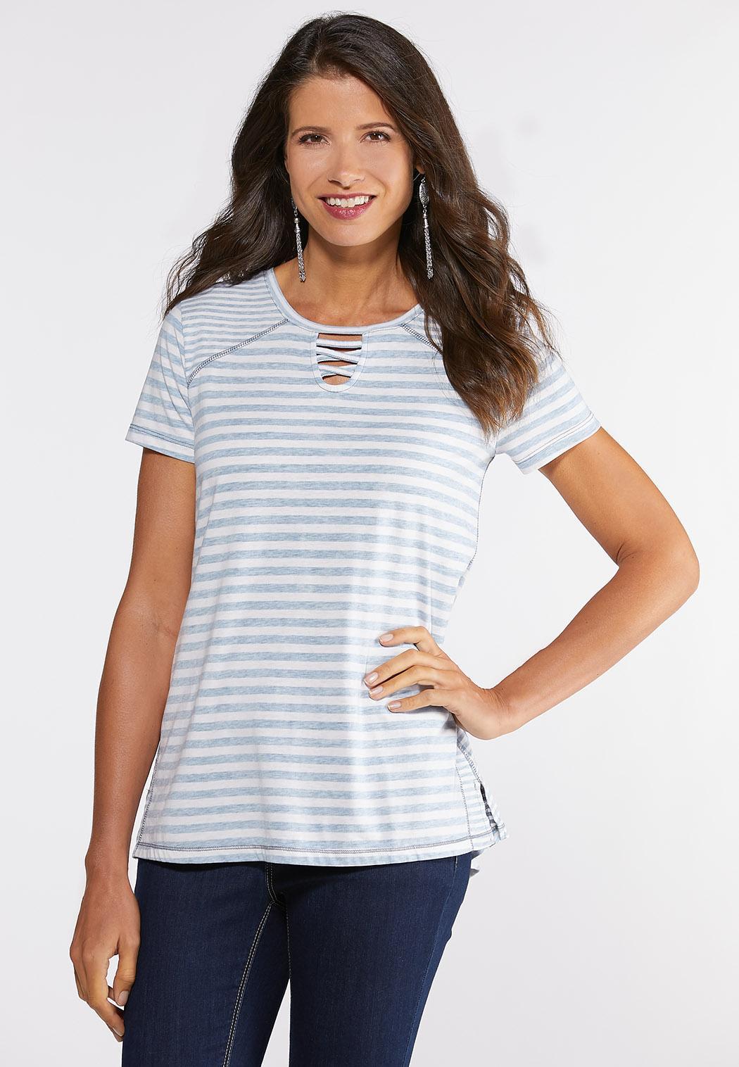 c83287f9c Women's Plus Size Tees & Knit Tops