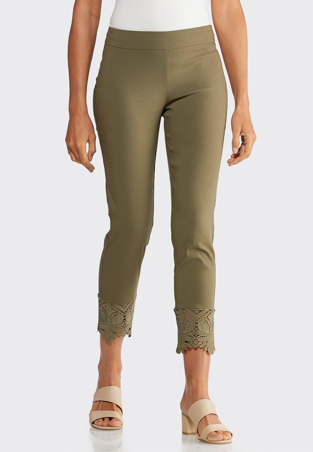 645faa280b Women's Pants - Palazzo Pants, Slim Leg, Skinny Leg Pants, Leggings & More