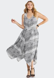 Women\'s Plus Size Midi Dresses