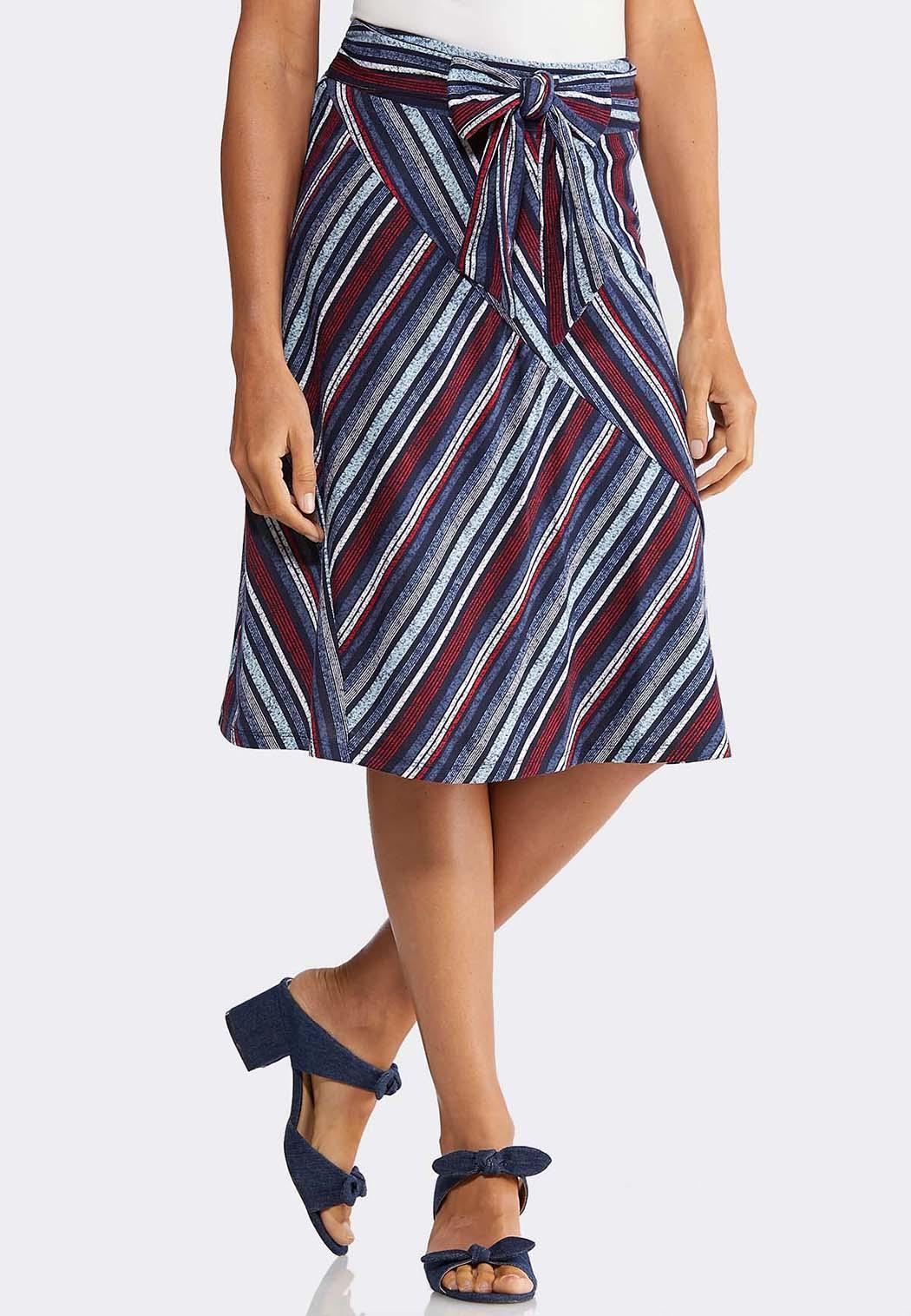 2365b96bc Americana Tie Waist Skirt alternate view Americana Tie Waist Skirt