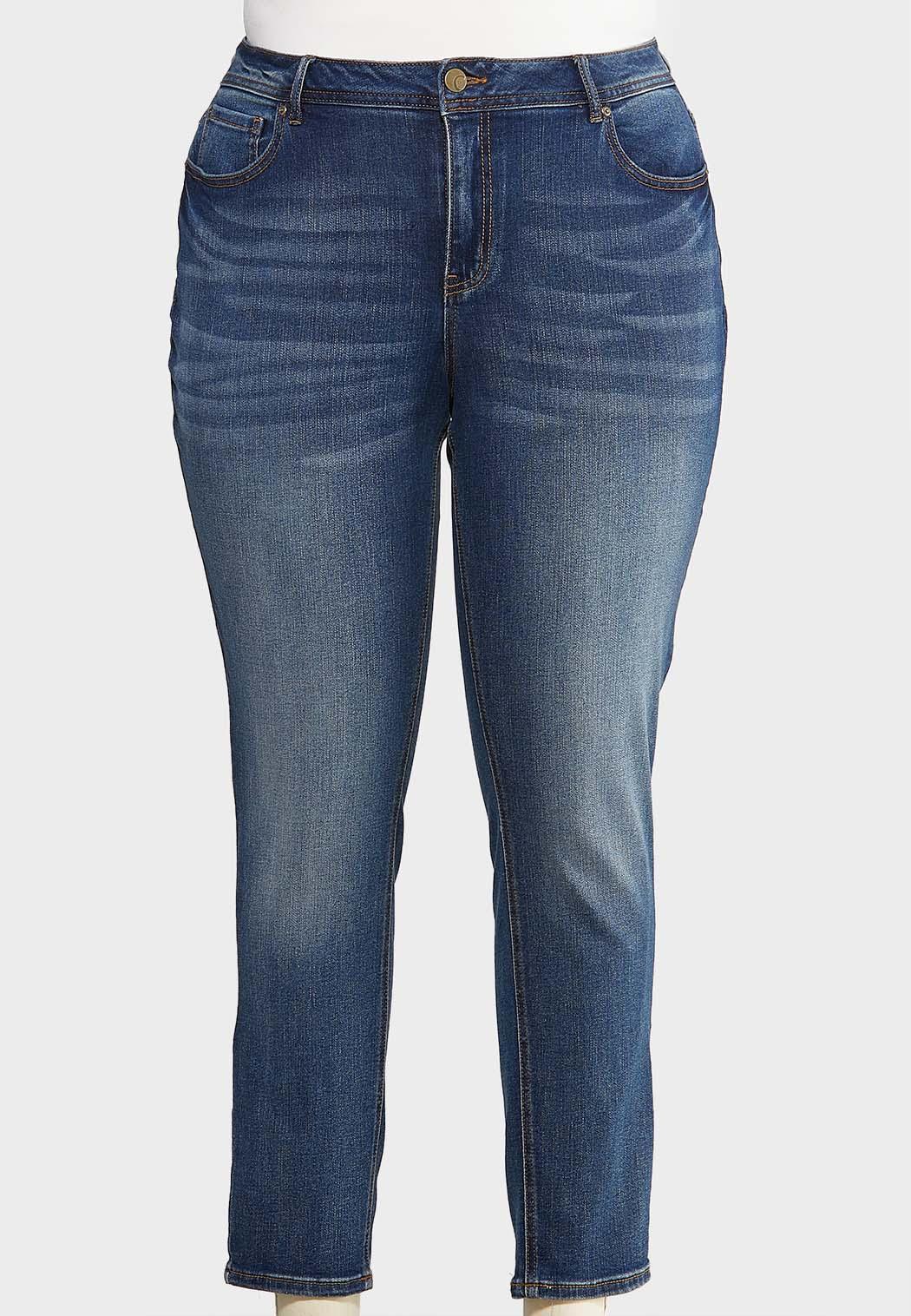 Plus Size Classic Skinny Jeans