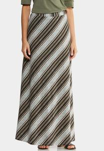 Sugar Stripe Maxi Skirt