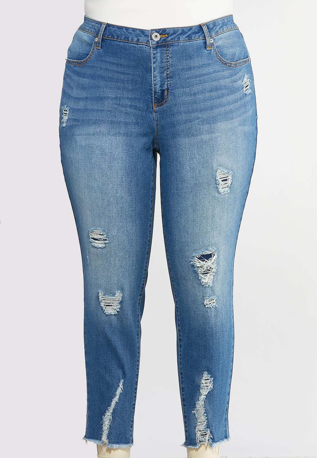 e8daef0153de8c Plus Size Women's Jeans: Women's Denim, Jackets, Skirts & Vests