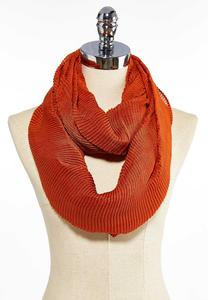 Accordion Infinity Scarf