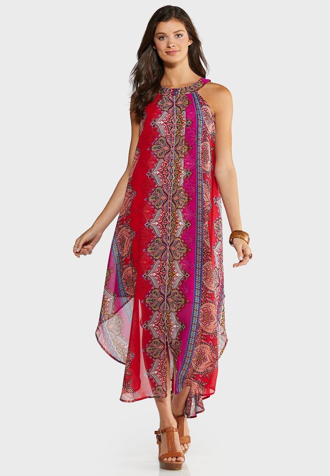 Cleo Flyaway Dress