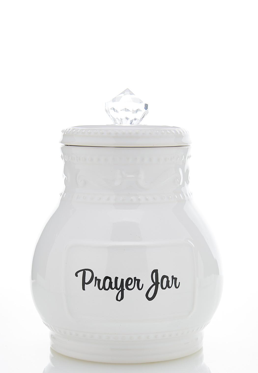 Ceramic Prayer Jar