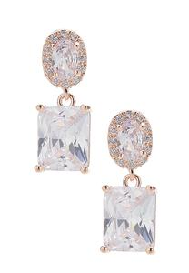 Lots Of Glam CZ Earrings