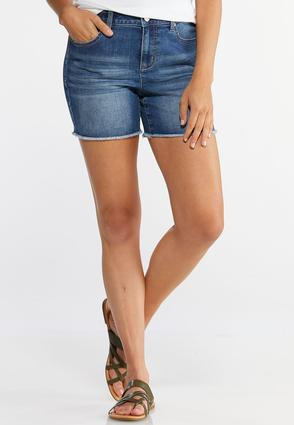 High- Low Shorts