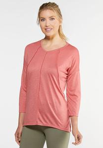 Multi Seamed Top