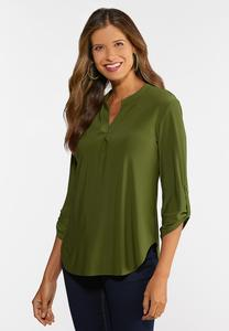 Solid Popover Top