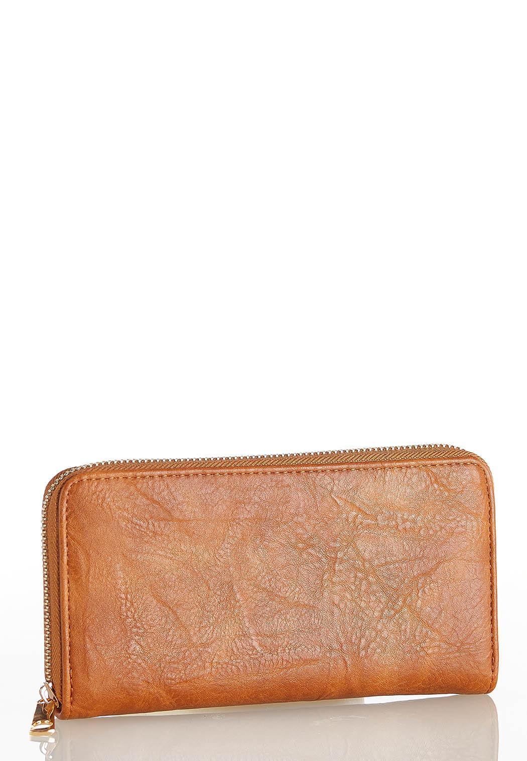Zip Around Wallet