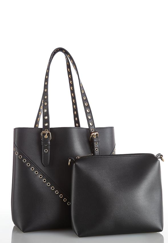 35aa645521de Grommet Tote Bag Set