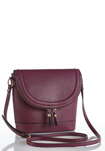 CATO's Fold Over Zippered Crossbody