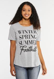 Football Season Tee