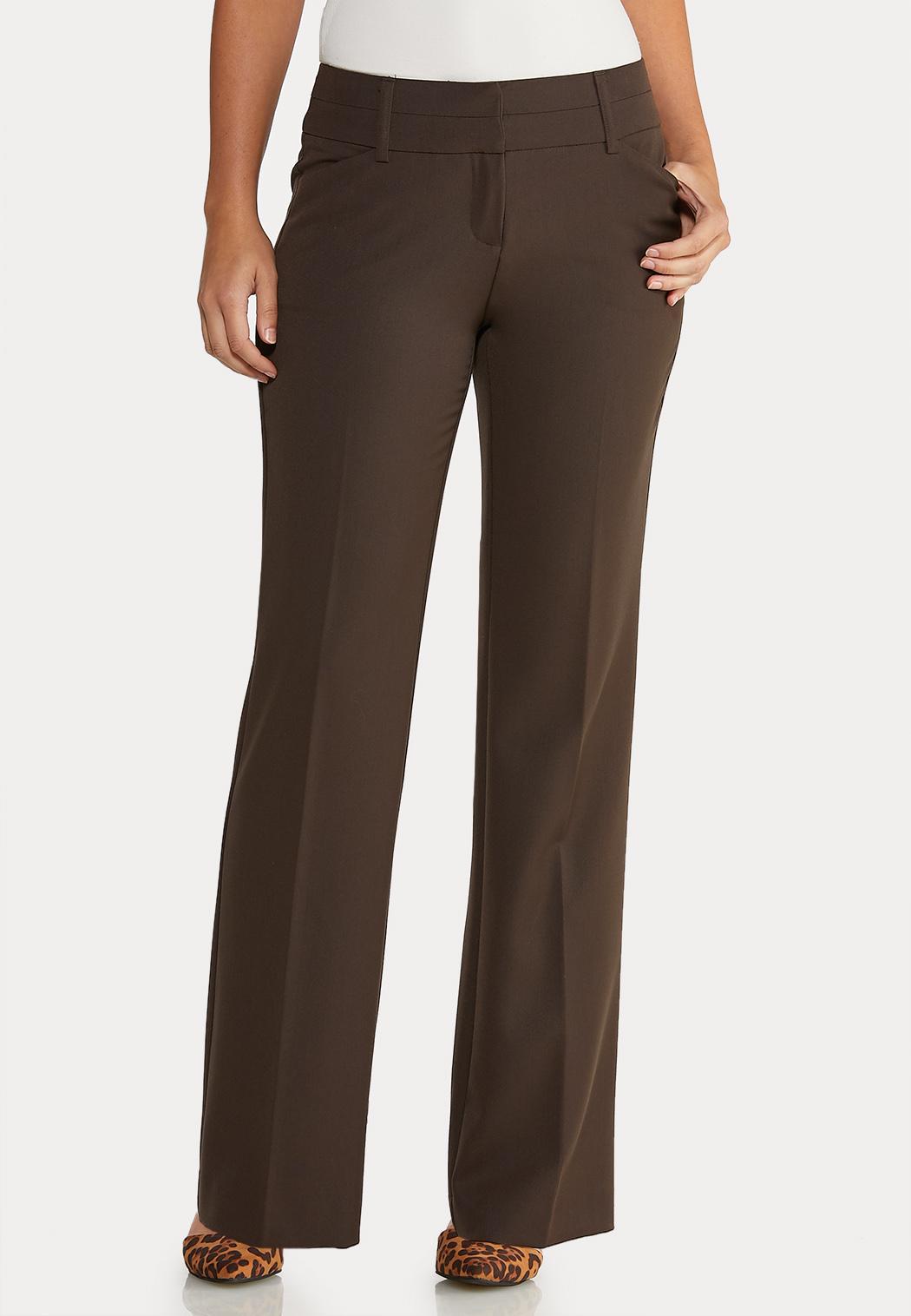 Shape Enhancing Trouser Pants