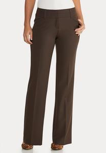 Petite Shape Enhancing Trouser Pants