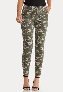 Camo Utility Jeans
