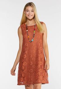 Plus Size Daisy Swing Dress