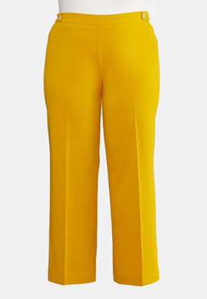 Plus Size Pull- On Trouser Pants