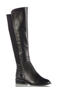 Stretch Calf Riding Boots