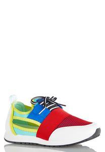 Bright Colorblock Sneakers