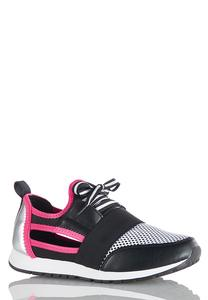 Bright Colorblock Sneakers