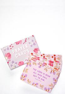 Prayer Cards Set
