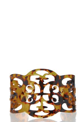 Decorative Tortoise Cuff