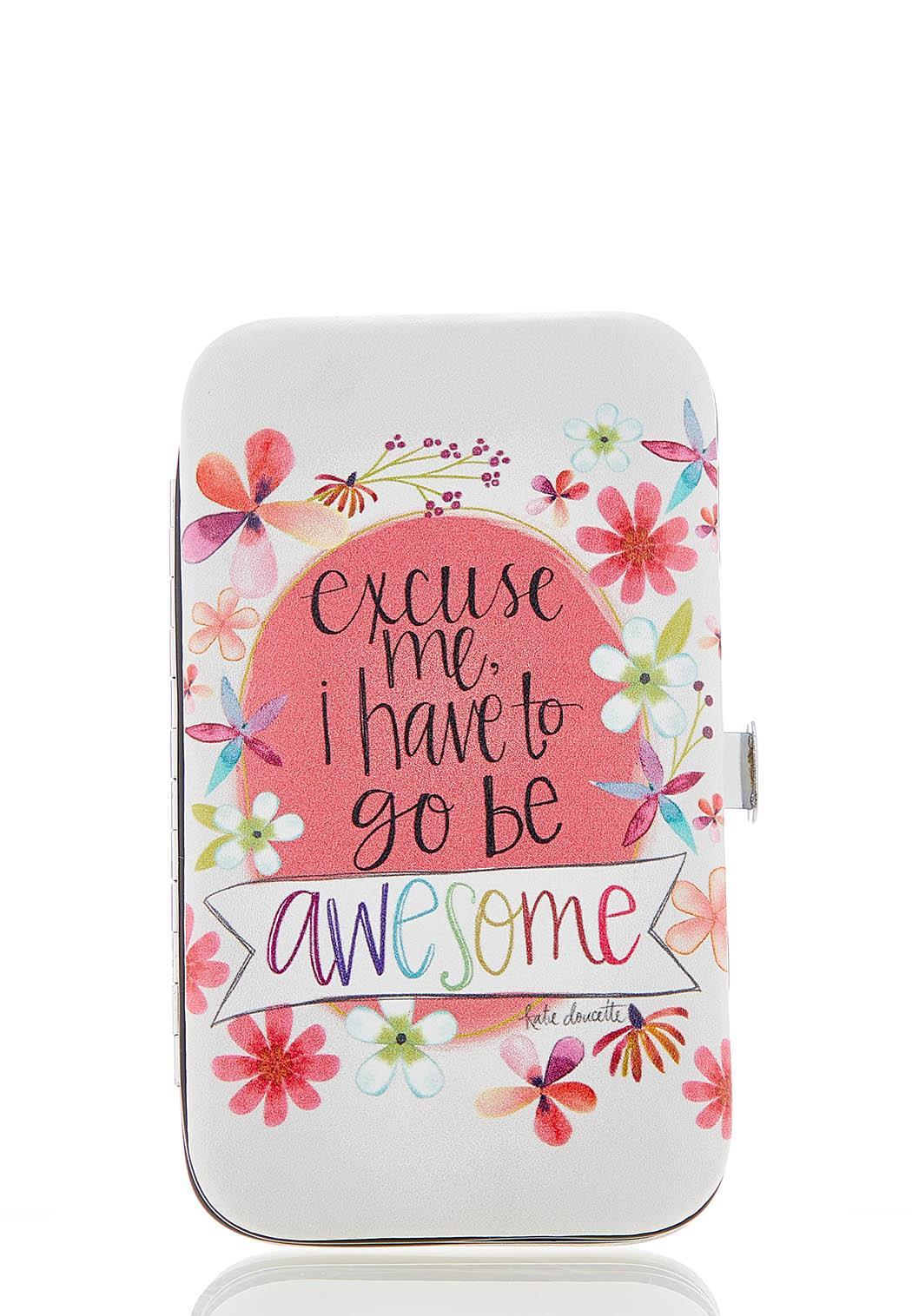 Be Awesome Manicure Set