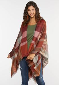 Women's Ponchos & Wraps