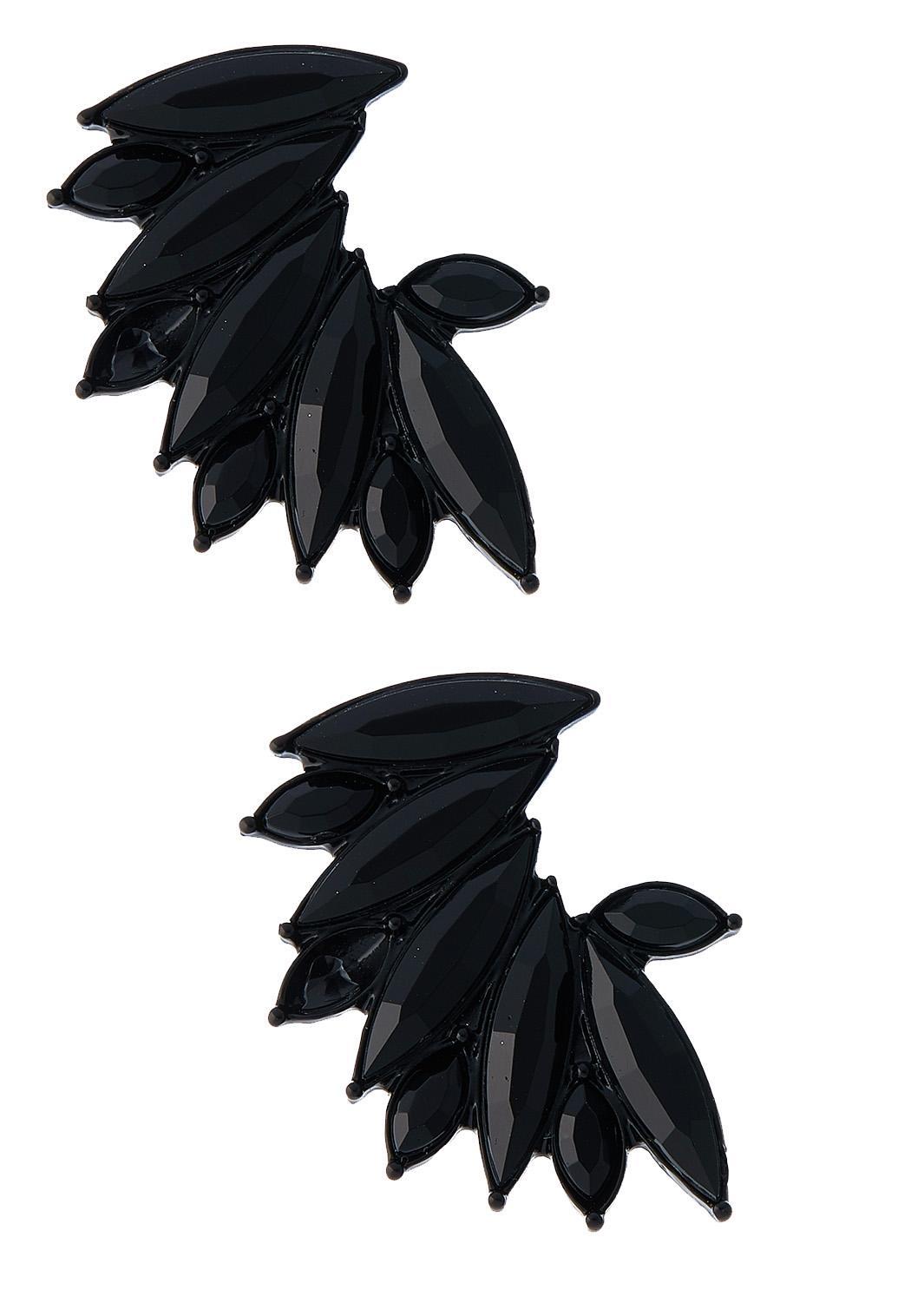 Acrylic Marquis Earrings