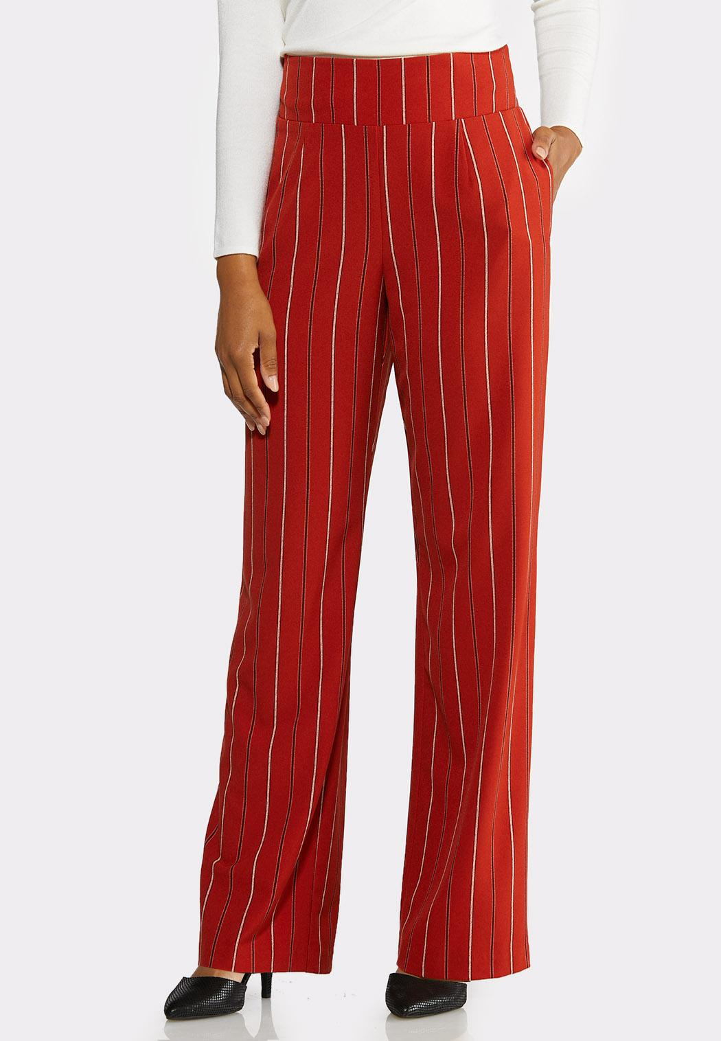 Autumn Stripe Pants
