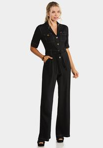 Stitch Utility Jumpsuit