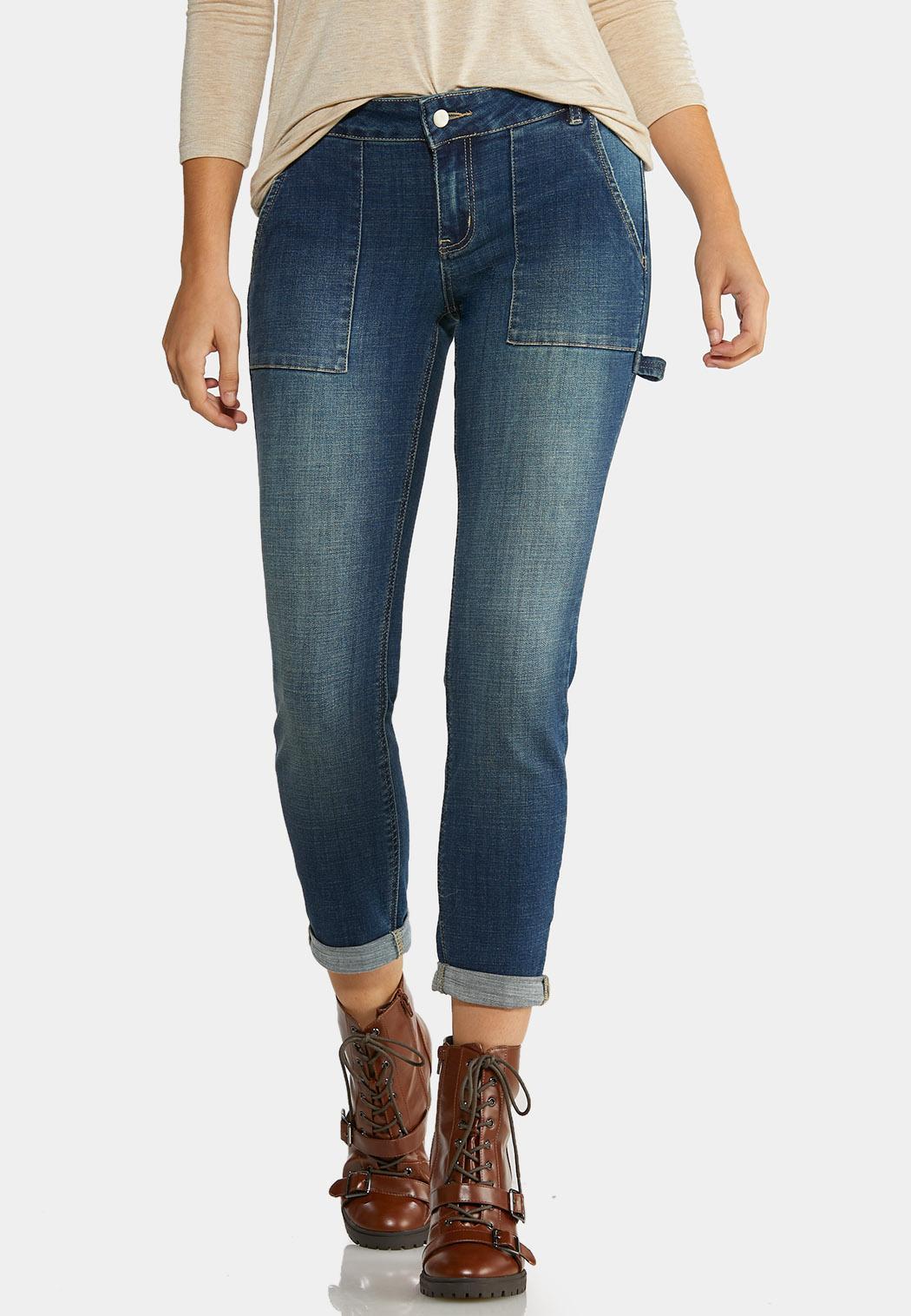 Skinny Carpenter Jeans