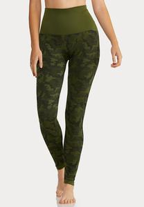The Perfect Camo Shaping Leggings
