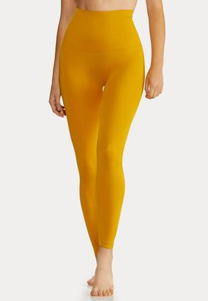 The Perfect Golden Shaping Leggings