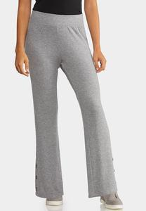 Button Lounge Pants