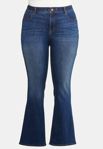 Plus Size The Perfect Bootcut Jeans