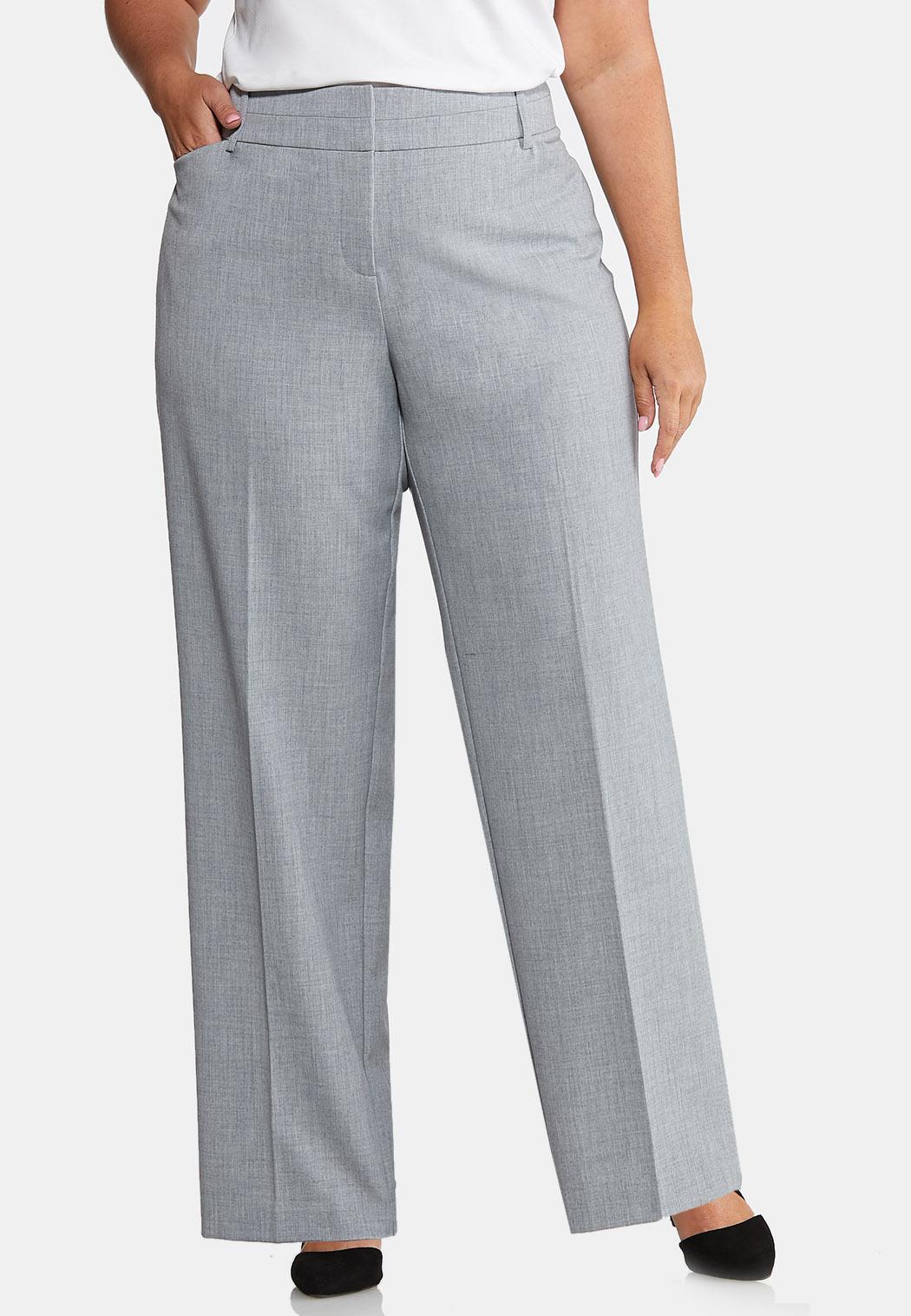 Plus Petite Curvy Shape Enhancing Trouser Pants