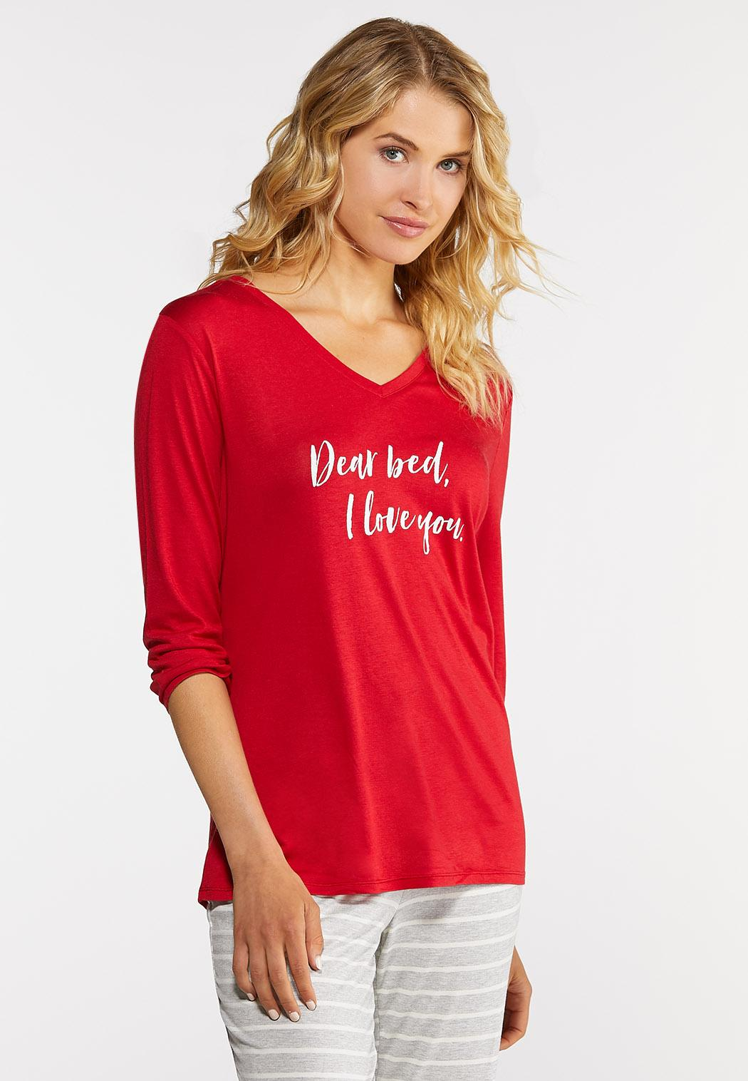 Dear Bed Sleep Shirt