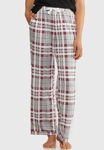 Perfectly Plaid Sleep Pants