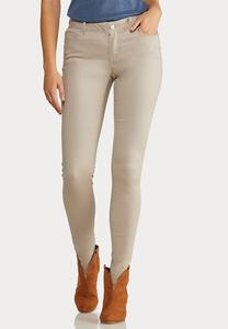The Perfect Neutral Jeggings
