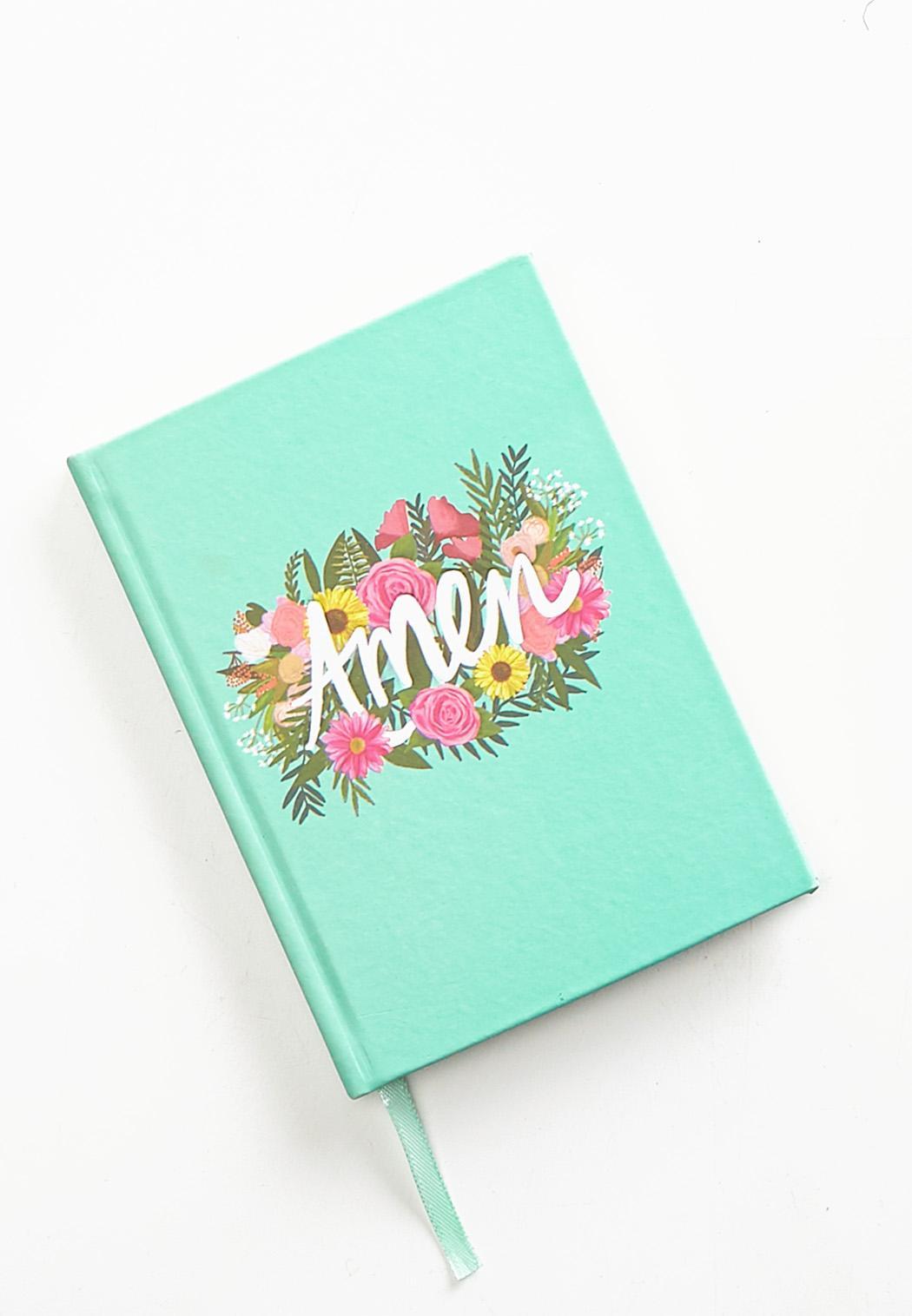 Amen Floral Journal