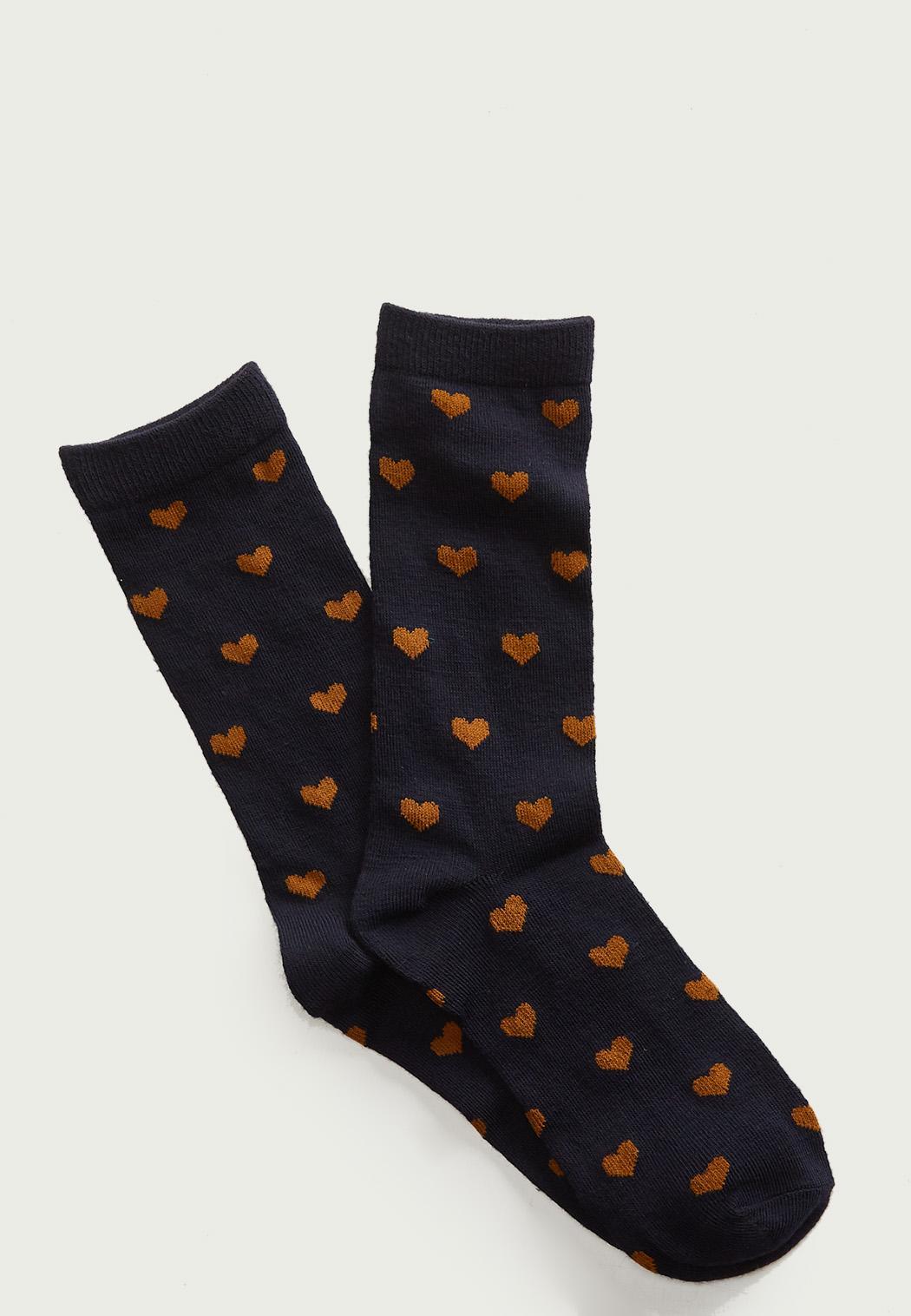 Loving Heart Socks