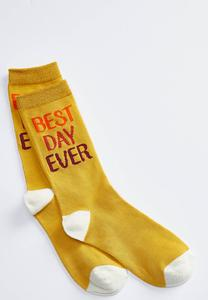 Best Day Ever Socks