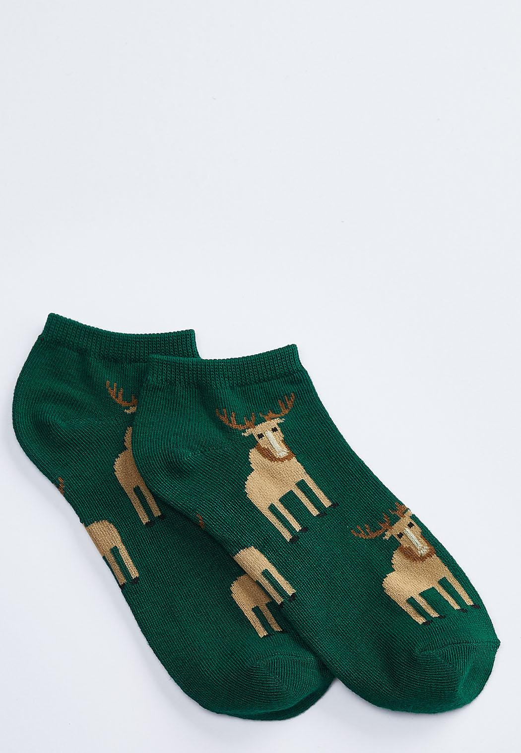 Moose Ankle Socks