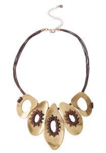 Artisan Cord Necklace