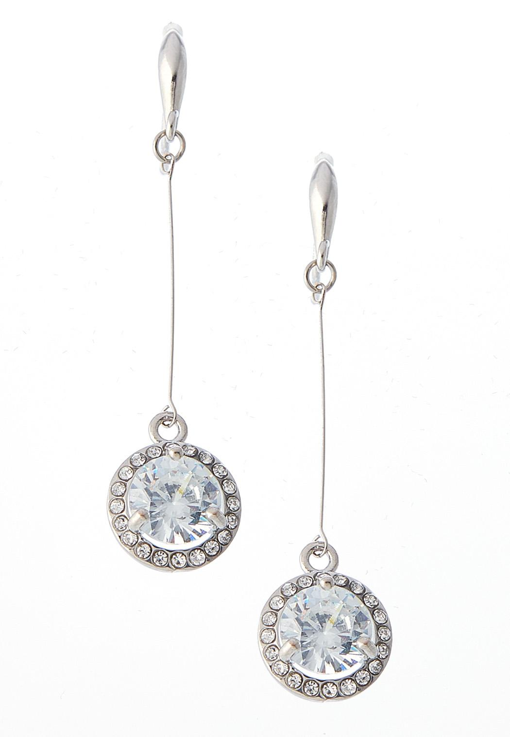 Sparkling Illusion Earrings