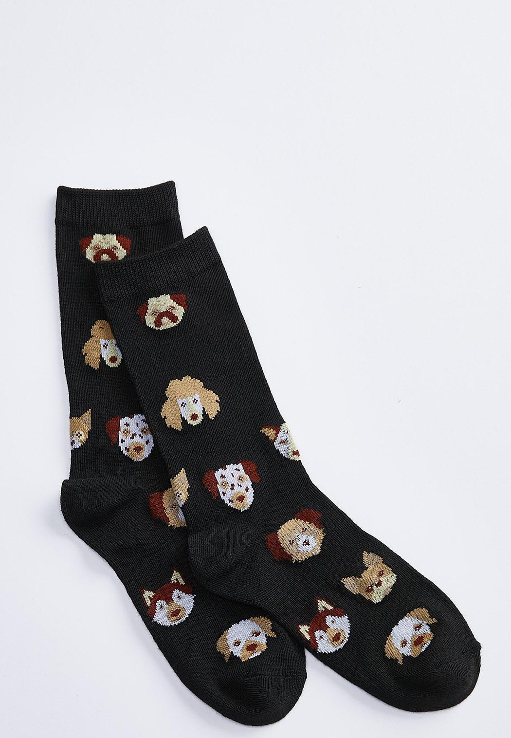 Dog Face Socks