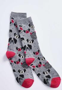 Puppy Face Socks